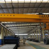 high quality double girder overhead crane lifting crane for workshop