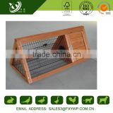 2016 wholesale metal wire rabbit hutch high quality secure for outdoor use