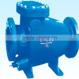 Vessel Cast Iron Brake Valve,DUCTILE IRON VALVE BODY,High quality Ductile iron ball Check valve