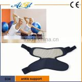 Sports Recovery Socks Copper Infused Foot Support Plantar Fasciitis Sleeve Compression Ankle Brace