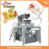 Hot sale ketchup packing machine stand up pouch packing machine potato chips packing machine snacks packing machine