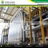 Patented products used vegetable cooking oil for biodiesel plant
