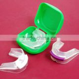 FDA/LFGB Protective Silicone Mouth Guard