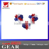 Customized football fans Flower Garland 3 Colors Flower