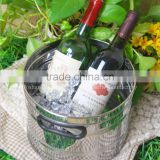 Coolers & Holders ice Buckets Type and Stainless Steel Metal Type stainless steel ice bucket