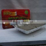 disposable instant bbq grill