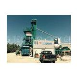 310KW Installed Power Mobile Asphalt Plant Road Making Machine 40M3 Hot Bin Section