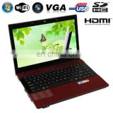 14.1 inch Notebook Computer with WIFI & DVD Drive, 1.3 Mega Pixels Camera, 160GB Hard Disk, Window s XP OS, Support VGA