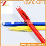Promotional plastic ball pen with full color printing logo