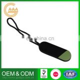 2016 Hot Selling Reasonable Price Custom Oem Silicone Zipper Pull Various Designs Custom Logo Zipper Pull