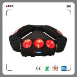 9pcs rgbw 3 heads 4in1 led moving head spider beam light