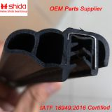 Heavy Truck EPDM Rubber Seals Service Truck Door Seals Automotive Door Weatherstrips China Manufacturer IATF 16949:2016