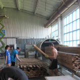 Vacuum Wood Kiln with High Frequency 4.5CBM