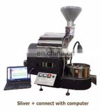 good quality coffee beans roasting baking machine for coffee shop with low price for sale