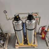 Soft Water Filter Hard Water Softener System Industrial Water Treatment With Multi-layer Media