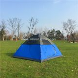 Adventure Camping Tent For 2 Man Mountain Blue Outdoor Glamping Tents