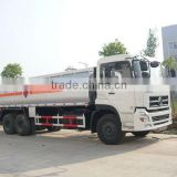 Dongfeng 25m3 petrol tanker truck