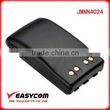 EB-JMNN4024 two way radio battery 1800 mah for GP328PLUS, GP344 li-ion rechargeable battery pack