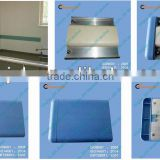 PVC & Aluminum indoor corridor wall Corner Guards
