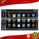 Wecaro Remote Control Universal Car Dvd Player With 3G Wifi Navigation,ipod,stereo,radio,usb,BT