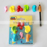 Student Silicone Handwriting Tool Rubber Pencil Grip