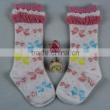 Wholesale Fashion Lovely Baby Girls Socks Custom Design Sweet Love Baby Girls Socks Provide OEM Services