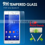 0.33mm 2.5D perfect fit for Sony Xperia Z3 tempered glass screen protector                                                                                                         Supplier's Choice