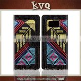 Shenzhen KVQ factory exclusive design Luxury Jeans wallet case for Lenovo VIBE S1 lite