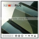 Smart car window screen tint and dyed film / original color Side window,green color,hot sale