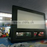 inflatable tv projector screens