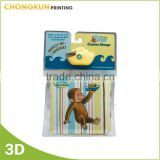 Animal Cartoon Printed EVA Plastic Children Baby Bath book