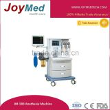 Cheap pragmatic portable medical gas anethesia machine with ventilator for hospital surgery use
