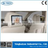 "Manufacture ! 9"" inch taxi advertising player headrest car monitor android"