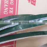 PP material water-proof buffering aluminium window and door strip brush with self-adhesive