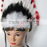 Wedding Decoration Supplies Goose Feather Headdress Carnival Costumes