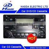 Double Din Car CD Cassette Player, Car Cassette MP3 Player