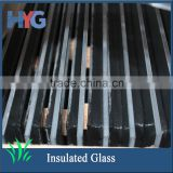 High quality sound-proof and heat-reflective safety low-e insulated float glass made in China