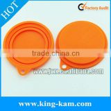 100% food grade silicone pet can covers