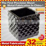 new design custom made wrought iron flower pot stands