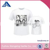 Sport Bike Polyester Custom Quick Dry Breathable T-shirts Printing