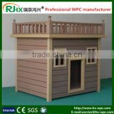 wood plastic composite with Waterproof and mositure-proof green/wood prefabricated houses and villas