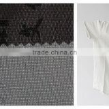 100%Polyester 40D Fusible Knitting Woven Interlining