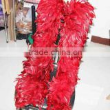 Full Fluffy coque feather Boa LZBYK26