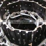 bulldozer track shoe /single grouser shoe /undercarriage spare parts for D8 D9 D10 D11 D155 D275 D375 D475 D575 SD90