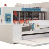 Automatic High Speed Flexo Printer Slotter Die-cutter & Auto Stacker, Carton Box Making machine, Case Maker