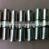 Excavator bucket tooth pins,machined bucket pins,cutom pins and bushing
