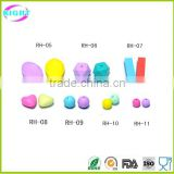 100% food grade baby chewable teether beads /bracelet for baby