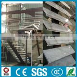 prefabricated outdoor stairs slabs for modern house