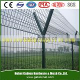 PVC coated Y type post airport fence/metal mesh wire airport fence