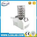 Benchtop freeze dryer /laboratory freeze dryer/ Mini freeze dryer lyophilizer for Biological product